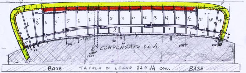 costruzione - Piano di costruzione e passo passo costruzione gozzo Gozzo_15