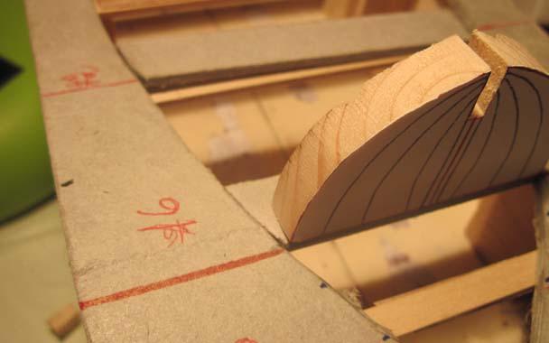Piano di costruzione e passo passo costruzione gozzo - Pagina 2 Gozzo_33