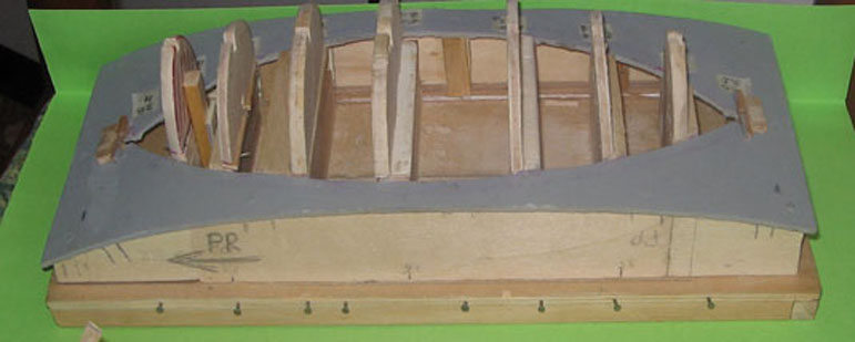 Piano di costruzione e passo passo costruzione gozzo - Pagina 2 Gozzo_34