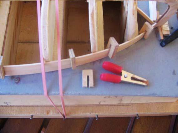 Piano di costruzione e passo passo costruzione gozzo - Pagina 2 Gozzo_49