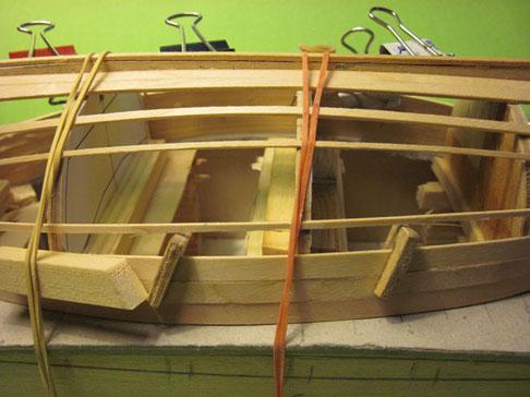 Piano di costruzione e passo passo costruzione gozzo - Pagina 2 Gozzo_51