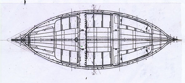 Piano di costruzione e passo passo costruzione gozzo - Pagina 2 Gozzo_69