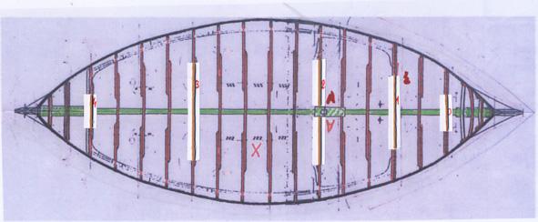 Piano di costruzione e passo passo costruzione gozzo - Pagina 2 Gozzo_79