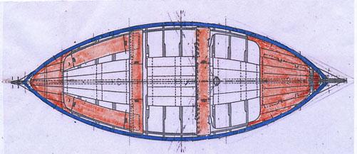 Piano di costruzione e passo passo costruzione gozzo - Pagina 3 Gozzo_83