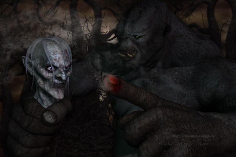 Genesis 2 und der Troll 085k10