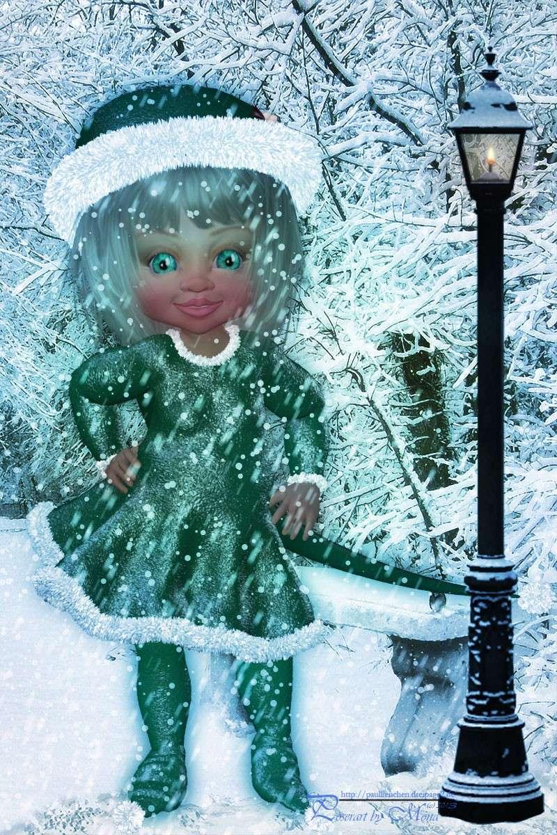 Abstimmung Magische Winterwelt 092k10