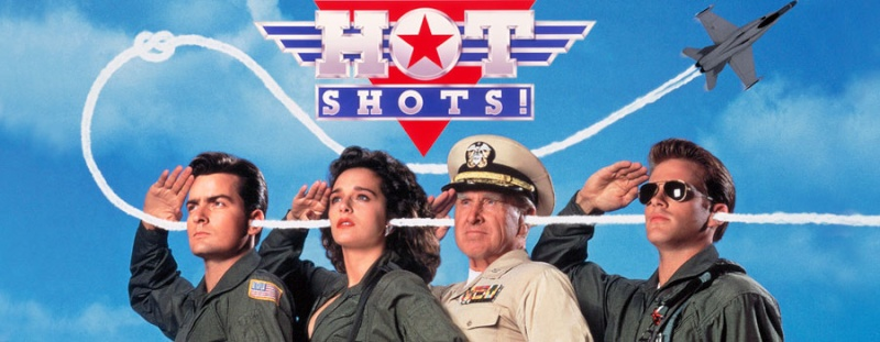Hot Shots 1 und 2 Hot-sh10