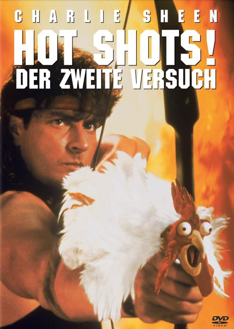 Hot Shots 1 und 2 Hotsho10