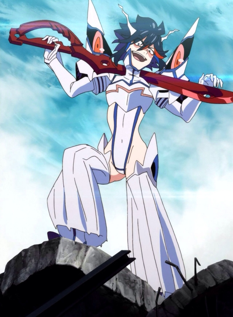 Kill La Kill Episode 18 & 20(F/F EC MC) Evil_r10