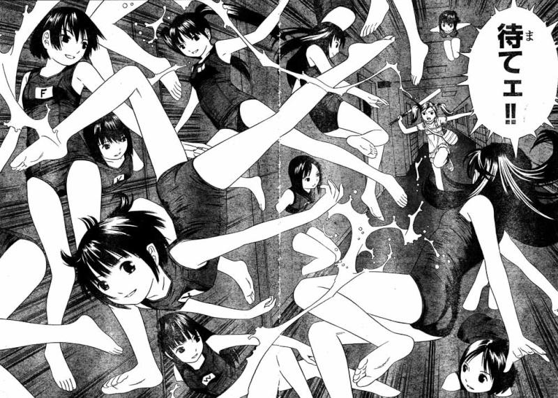 School Mermaid/Ningyo(F/F TF, G+) School11
