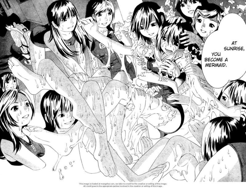 School Mermaid/Ningyo(F/F TF, G+) School12