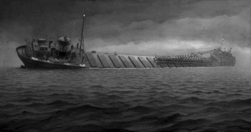 The shit ark, may it sink in peace. Sinkin10
