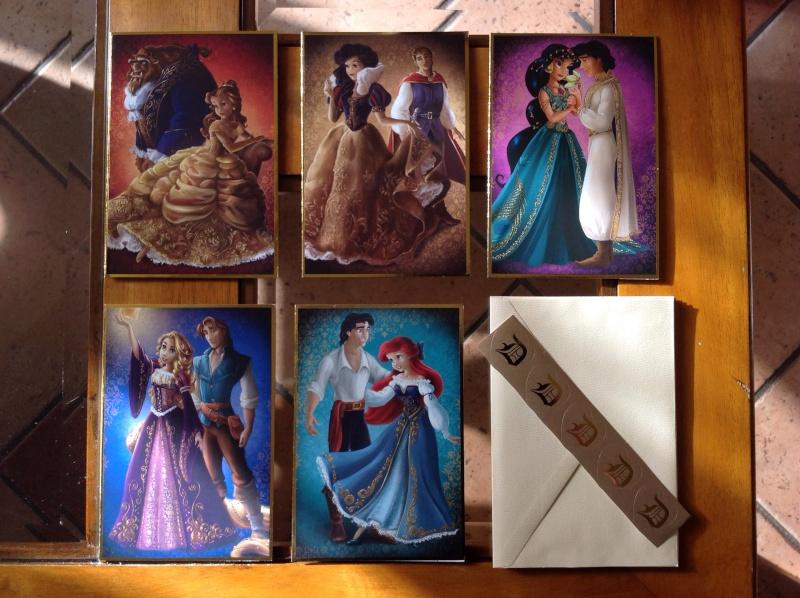 Les cartes postales Disney - Page 8 Image12