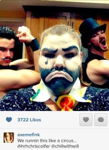 Chris Colfer Instagram - Page 23 Tumblr13