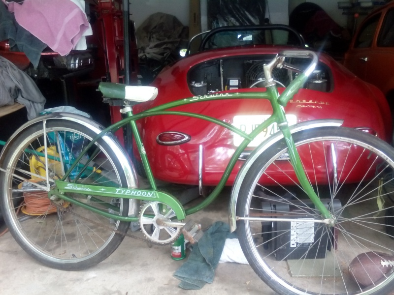 got a new bike at garage sale Img_2024