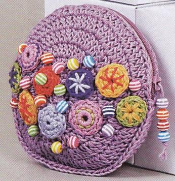 Tuto Porte Monnaie Au Crochet