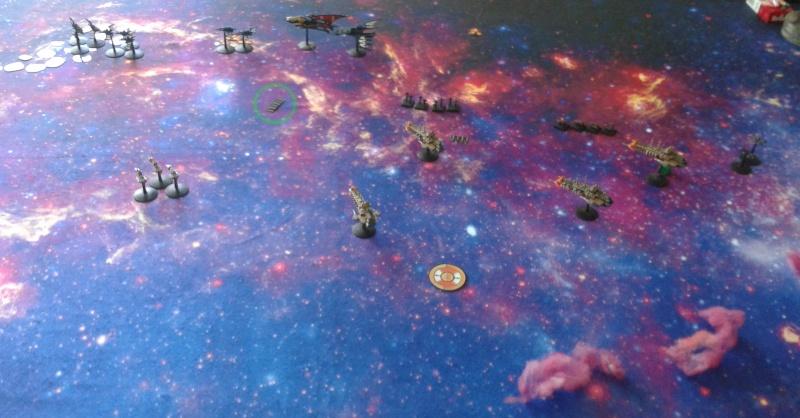 [Eldars vs Navy] ELdars (Elgilloo) Vs Impérium (Alistair) 0210