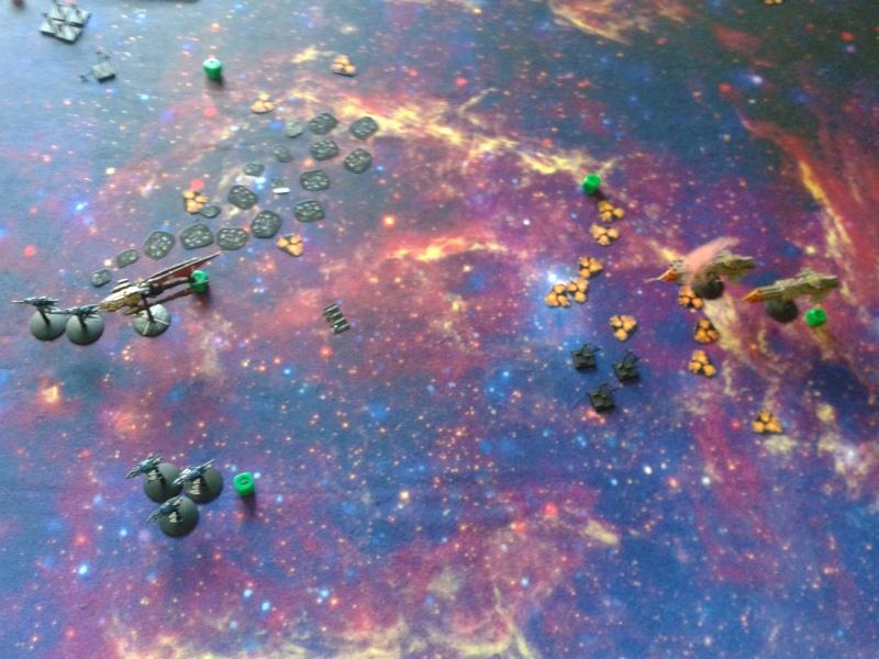 [Eldars vs Navy] ELdars (Elgilloo) Vs Impérium (Alistair) 0510