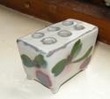 Flower Brick by Francis Ceramics Dscn0037