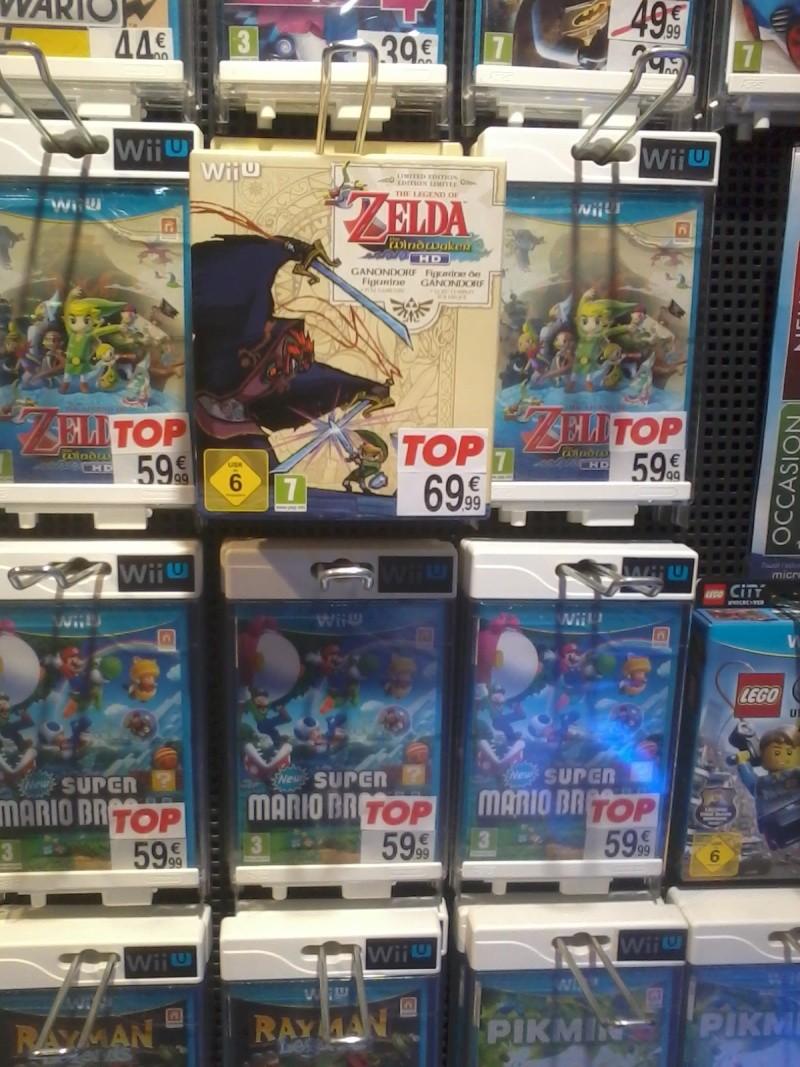 Aide Zelda Wind Waker Collector 2013-114