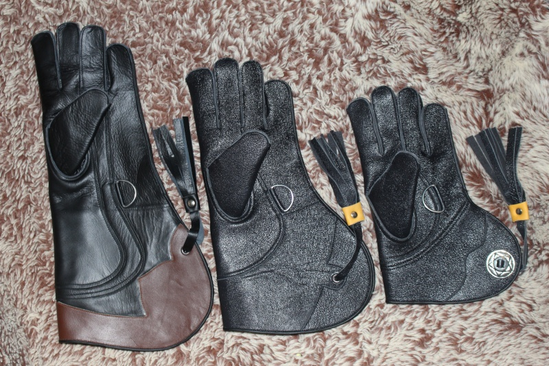 ถุงมือฝึกเหยี่ยว ปี 2557  Img_2410