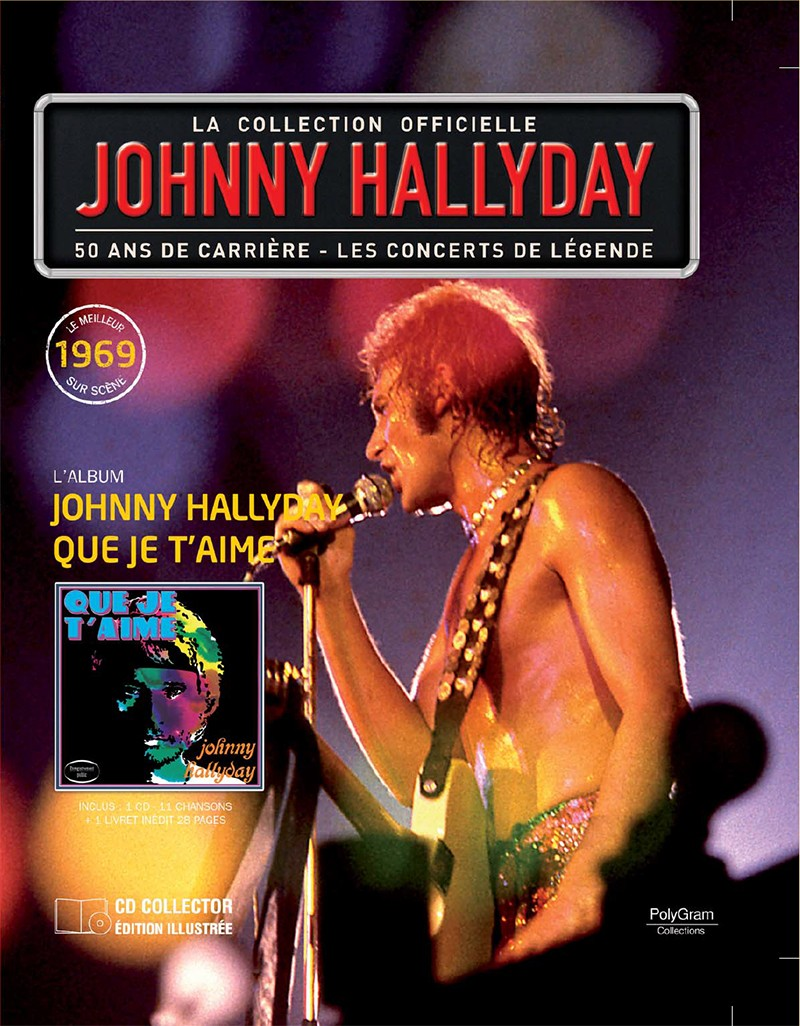 Volume 70 Que Je T'aime 1969 Jhcoll12