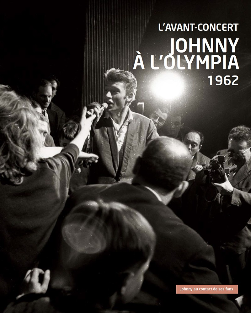 Volume 71 Johnny A l'Olympia 1962 Jhcoll20