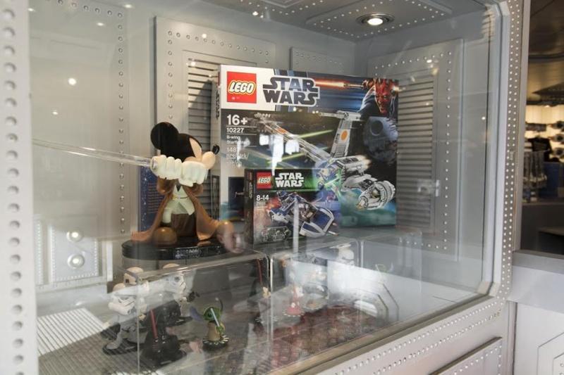 Descriptif des boutiques du Parc Disneyland (en construction) Mickey10