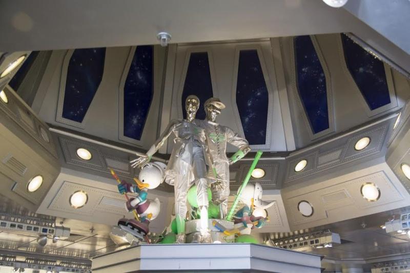 Descriptif des boutiques du Parc Disneyland (en construction) Visuel10