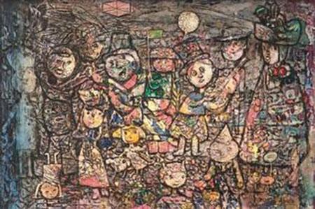 Pinturas robadas en Cuba se venden en Miami Carnav10