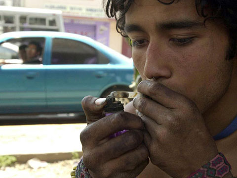 "Nuove droghe a Cuba  (marihuana sintetica ..la ""bailarina"") Crack10"