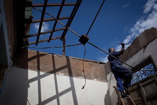Un año despues:  Los efectos latentes del huracán Sandy en Cuba  Poole_13