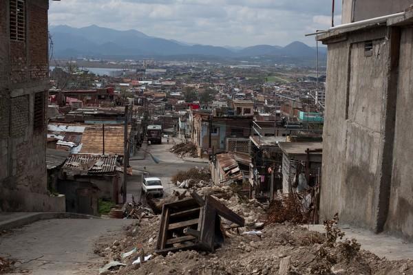 Un año despues:  Los efectos latentes del huracán Sandy en Cuba  Poole_14