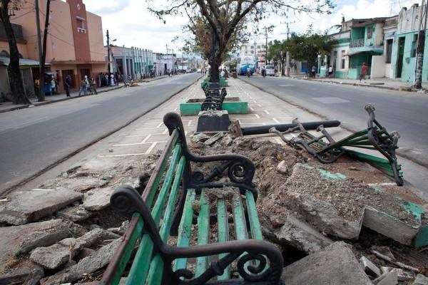 Un año despues:  Los efectos latentes del huracán Sandy en Cuba  Poole_17