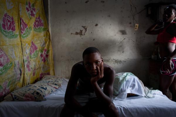 Un año despues:  Los efectos latentes del huracán Sandy en Cuba  Poole_27