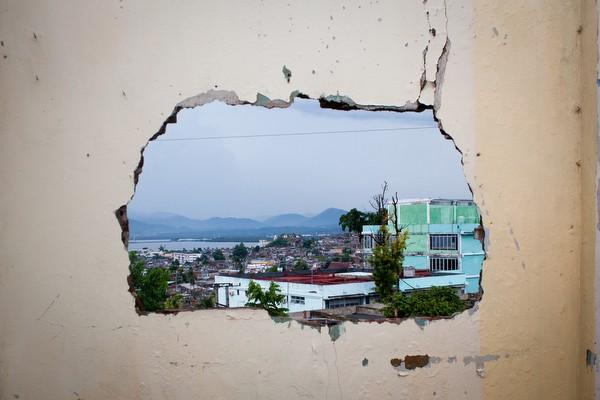 Un año despues:  Los efectos latentes del huracán Sandy en Cuba  Poole_28