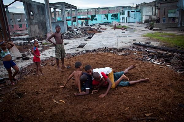 Un año despues:  Los efectos latentes del huracán Sandy en Cuba  Poole_30