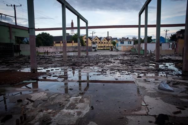 Un año despues:  Los efectos latentes del huracán Sandy en Cuba  Poole_31