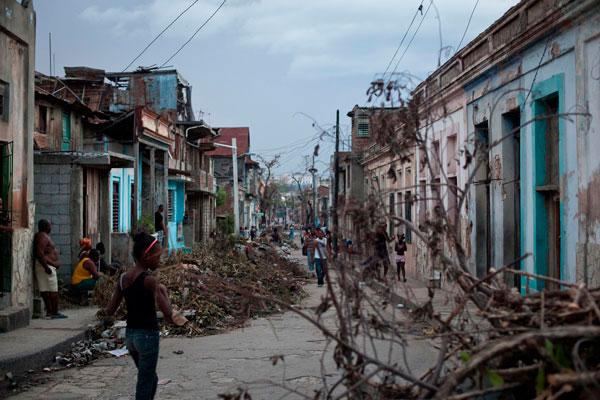 Un año despues:  Los efectos latentes del huracán Sandy en Cuba  Sandy_10