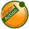 L'association Inform'Action Logo_o10