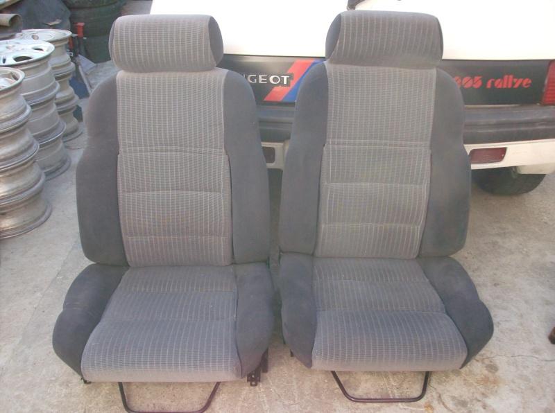 [ Vendo ] Bancos - Peugeot 205 GTI 24_09_10