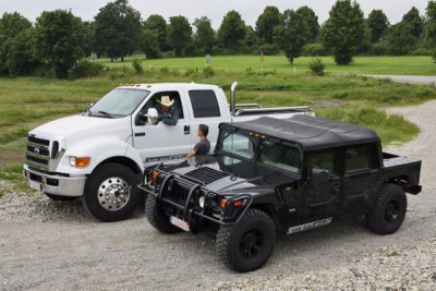FORD F650    Ford2010