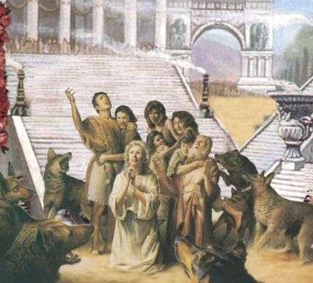 Soyons  des Témoins vivants de la Bonne Nouvelle du Royaume Persec10