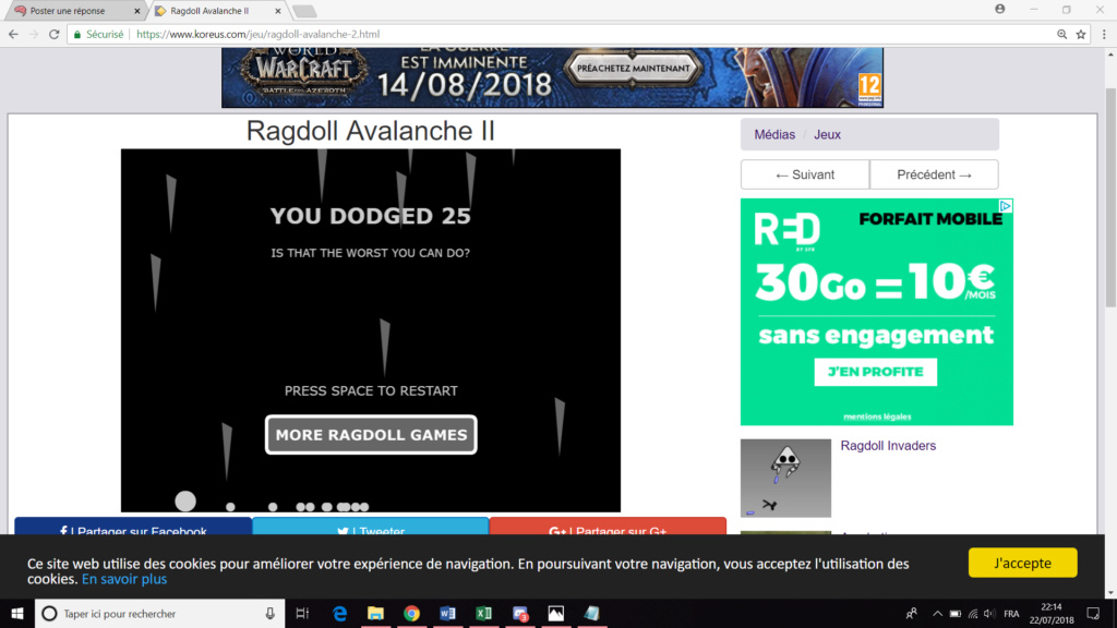 Décathlon Brain Game Zone 2018 - Victoire de Genesix ! - Page 2 Screen10
