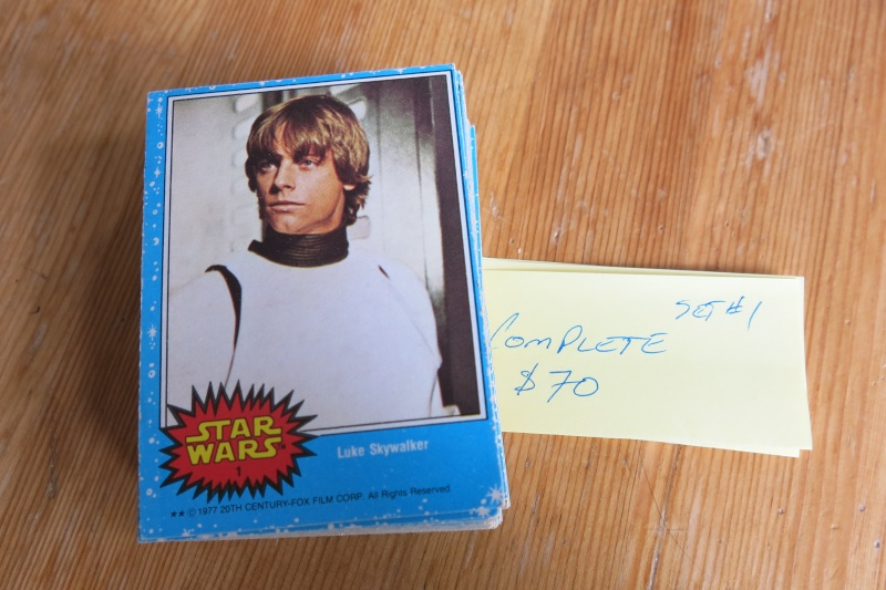 FS / FT Misc items - OPC Trading Cards, Kenner Figures, video's, etc.... Img_1218