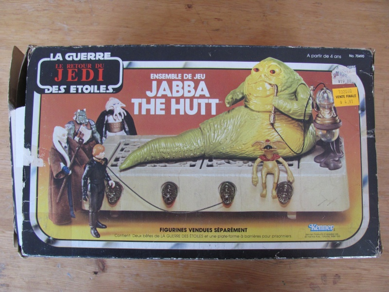 ..... Jabba the Hutt front pic... ledy figures? ?.. Img_3810