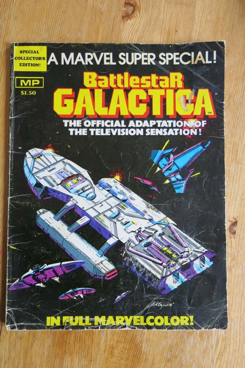 Does anyone else collect vintage Battlestar Galactica? - Page 2 Marvel17