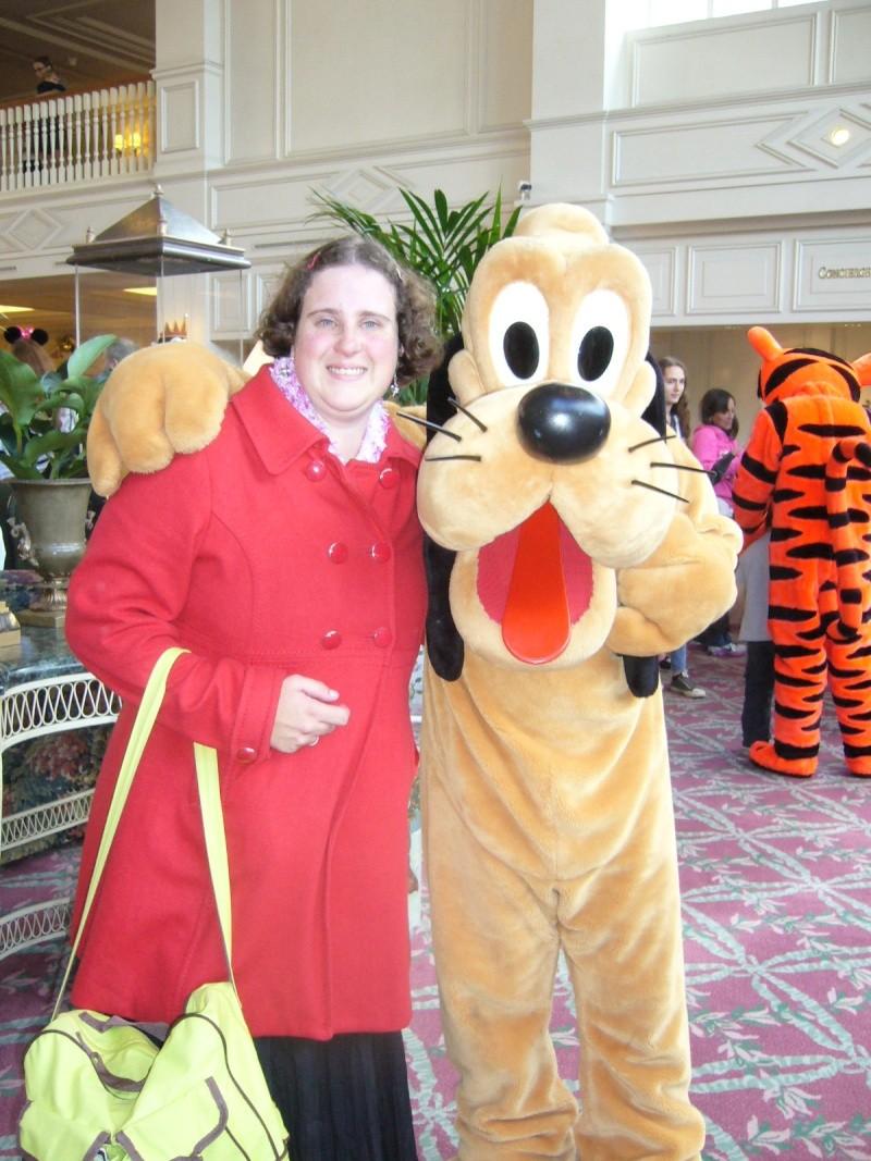 une journée magique à Disney en amoureux pour la saison de noel le 27 novembre P1010410