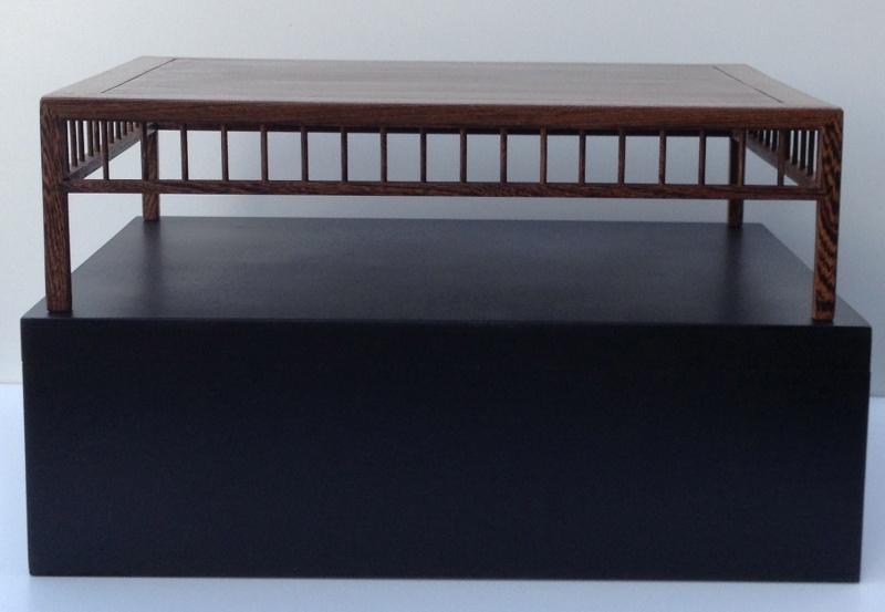 Wenge bonsai table Img_4210