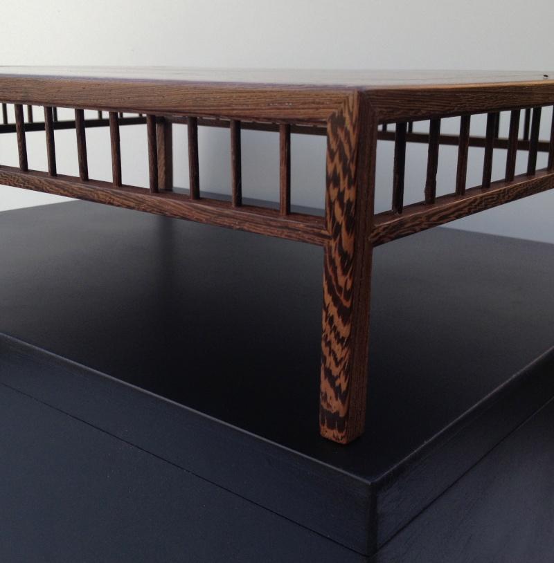 Wenge bonsai table Img_4213